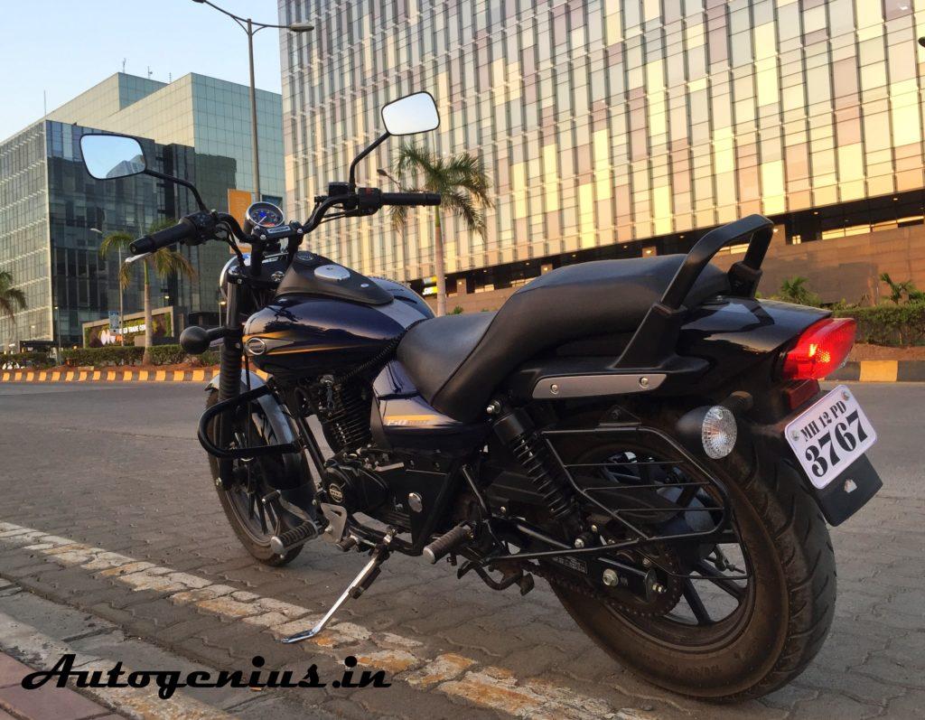 Bajaj-Avenger-Street-150-rear-11