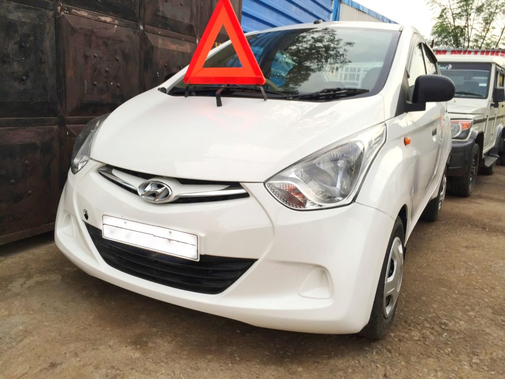 AutoGenius Testing hyundai eon
