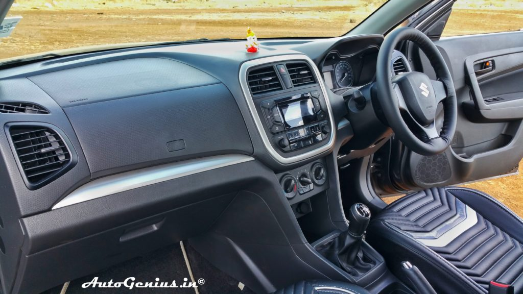 Autogenius Maruti Suzuki Brezza review