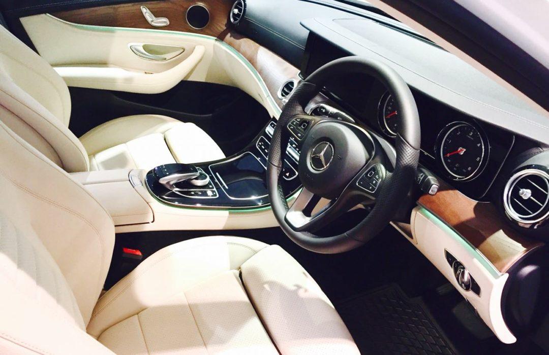 Autogenius New Mercedes benz e class 220d
