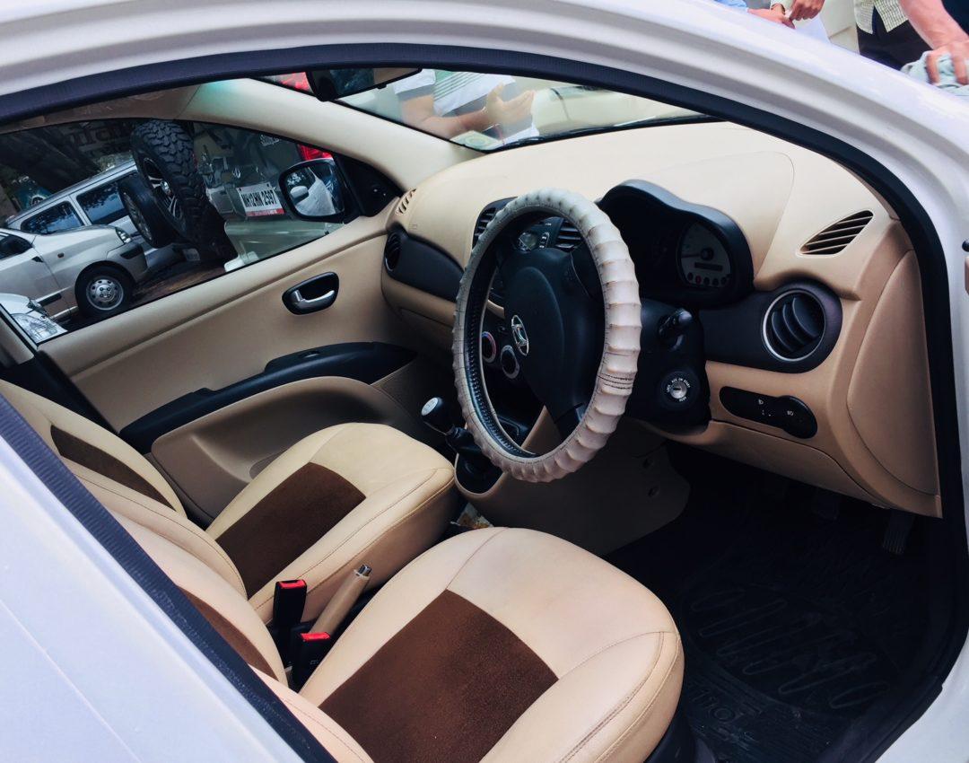 Hyundai i10 asta abs dattatray shelke AutoGenius