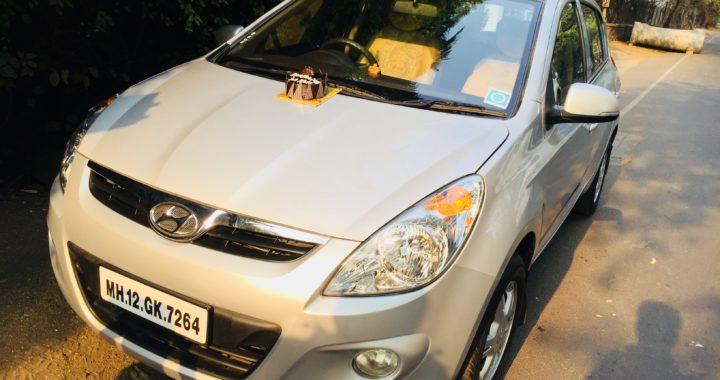 AutoGenius Hyundai i20 asta ashutosh swami