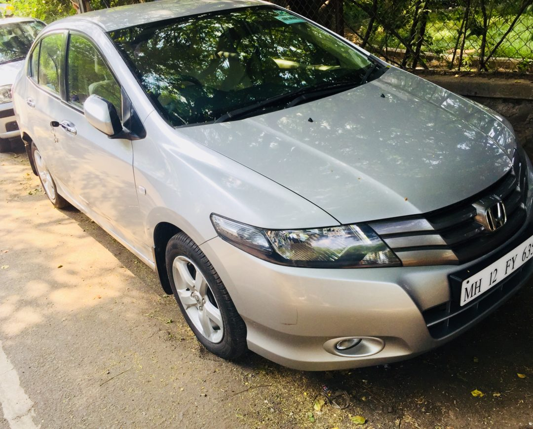 Omkar Wangikar Honda City VMT Autogenius