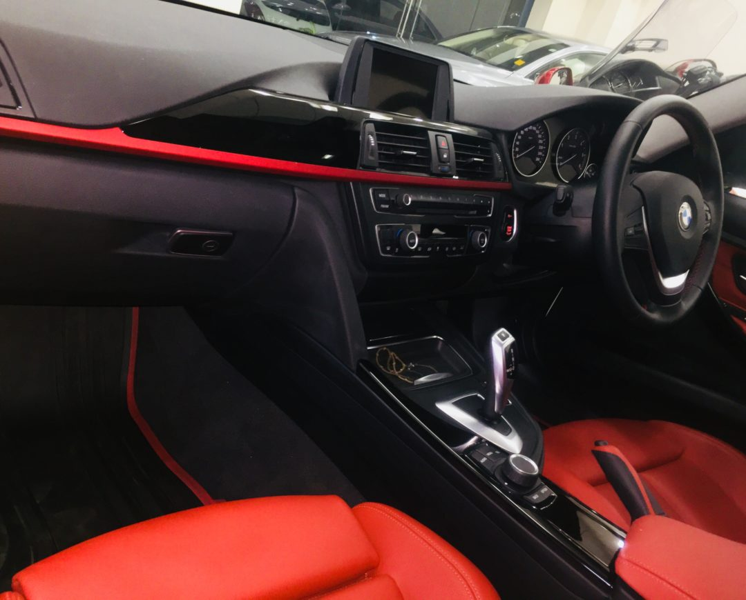Vinay Kulkarni Autogenius BMW 320d